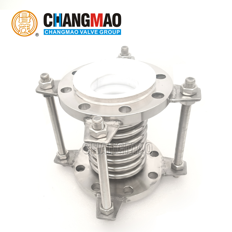PTFE lined bellows